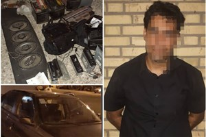 سارقان خودروها در پارکینگهای مرزی دستگیر شدند