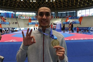 Rasht IAU Student Snatches Bronze at World Taekwondo Grand Prix
