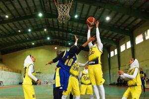 حضور دانشگاه آزاد اسلامی در لیگ جهانی بسکتبال دانشگاهها