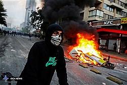 تظاهرات در شیلی