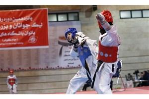 دومین پیروزی تیم تکواندوی بانوان دانشگاه آزاد اسلامی رقم خورد