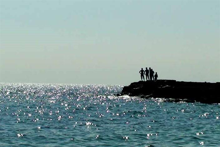 حضور گردشگران در جذابترین جزیره خلیج فارس