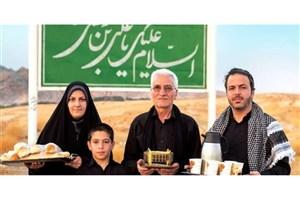 برگزاری آیین پیادهروی دهه پایانی ماه صفر در جادههای منتهی به مشهد