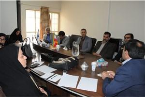 برگزاری اولین جلسه هیأت اندیشه ورز گروه علوم انسانی در دانشگاه آزاد خرم آباد