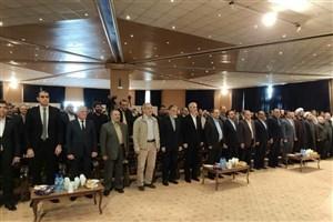 حضور انتشارات دانشگاه آزاد اسلامی در نمایشگاه بینالمللی کتاب تبریز