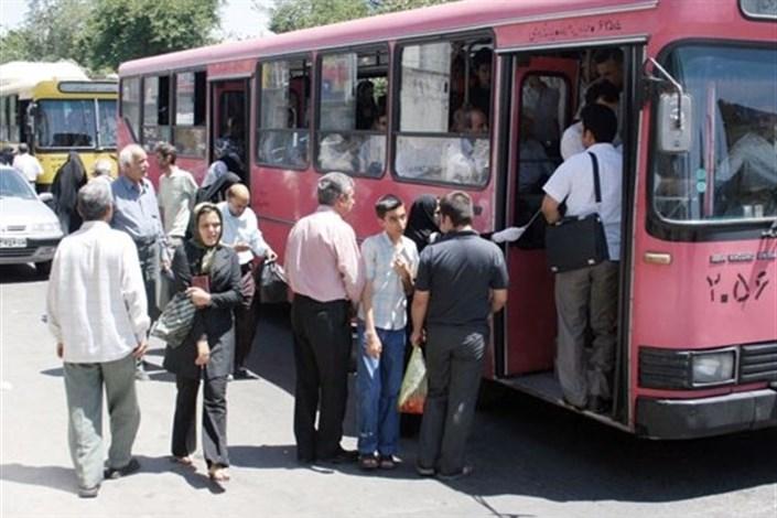 تعطیلی کارگروه خرید اتوبوس در شهرداری