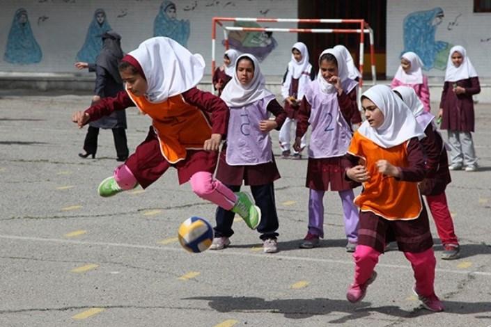 ورزش مدرسه