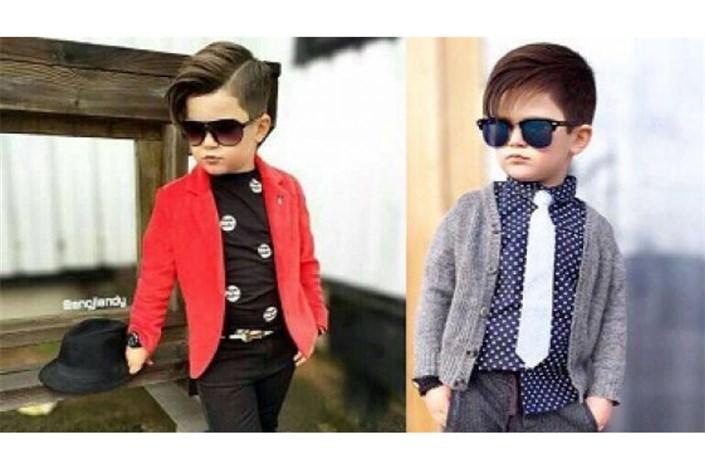 مدلینگ کودکان