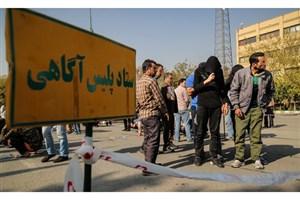 دستگیری اعضای باند تصادف ساختگی/ سارقان را شناسایی کنید+عکس