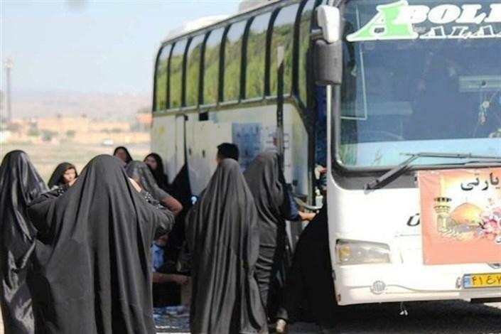 اعزام مددجویان کمیته امداد به مشهد