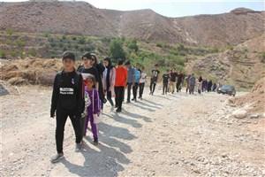 همایش پیاده روی کارکنان و اعضای هیأت علمی واحد بندرعباس برگزار شد