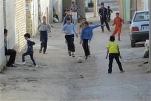 استعدادیابی فوتبال در محلات پایتخت آغاز شد
