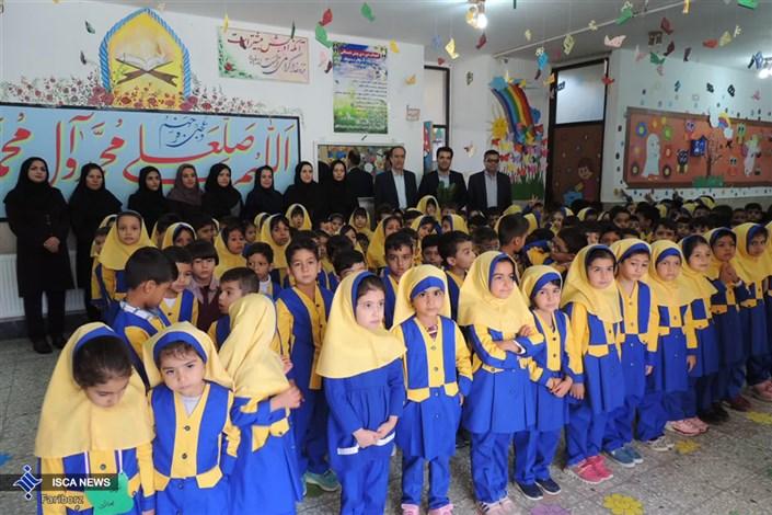 بازدید از مدارس سما واحد دهاقان