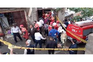 ریزش چاه در شمال غرب تهران/دو کودک 5 ساله فوت کردند
