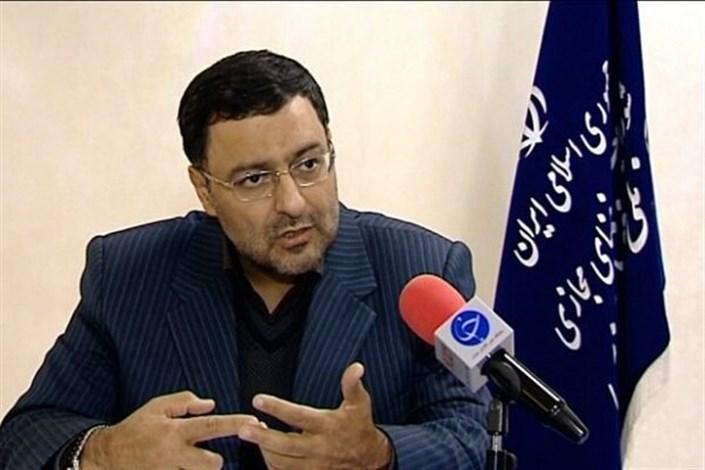 عباس آسوشه معاون مرکز ملی فضای مجازی
