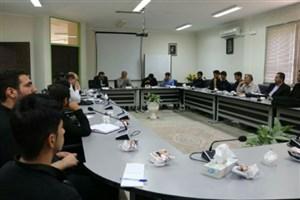 نشست تخصصی هماندیشی بسیج دانشجویی دانشگاه فنیوحرفه ای کشور برگزار شد
