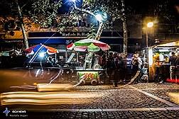 خیابان مزه ها
