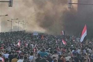 آمریکا  و عربستان در پشت پرده ناآرامیهای عراق قرار دارند