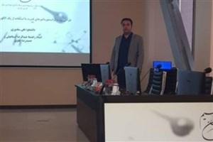 اولین دانشجوی دکتری برق گرایش قدرت واحد یزد فارغ التحصیل شد