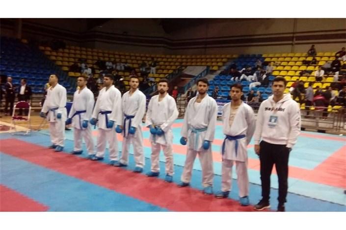 تیم کاراته