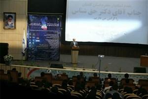 همایش ملی فرصتها و چالشهای پیش روی دریای خزر برگزار شد