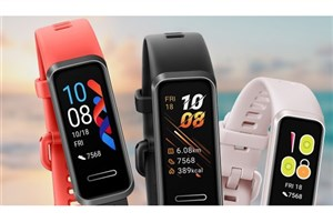 طراحی Huawei Band 4 Pro منتشر شد
