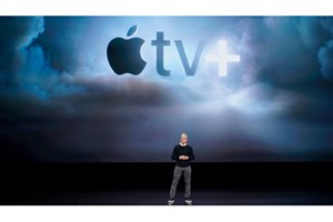 اپل تی وی پلاس رسما آغاز به کار کرد