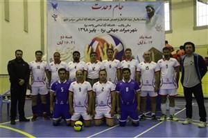 نتایج روز دوم مسابقات والیبال جام وحدت اعلام شد