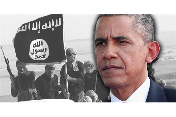 اوباما داعش