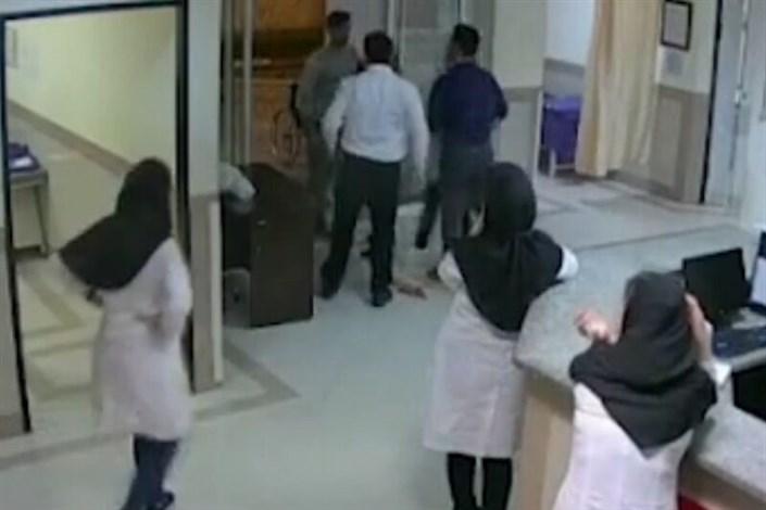 ماجرای بیمارستان رضوانشهر