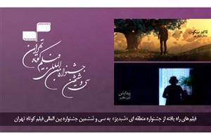 آثار راهیافته به بخش مسابقه ملی جشنواره فیلم کوتاه تهران اعلام شد