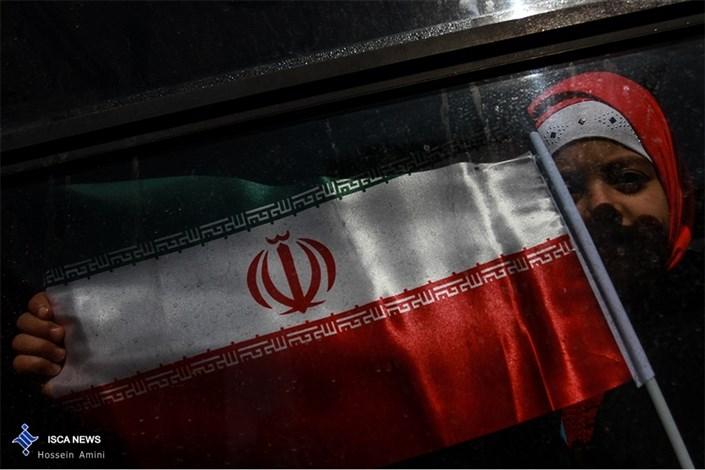 راهپیمایی روز 13 آبان در تهران - 1