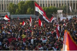 آمریکا درصدد بین المللی کردن تظاهرات عراق است