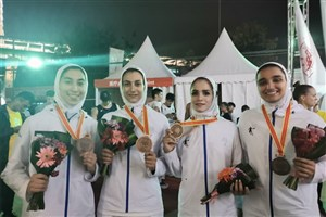 اعزام تیم بسکتبال 3 نفره دانشگاه آزاد اسلامی به چین تایپه