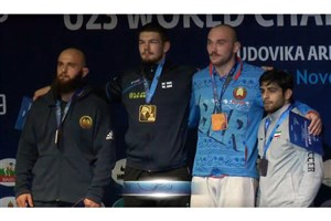 Ayatollah Amoli SAMA IAU Student Ranks 3rd at U23 C'ships in Hungary