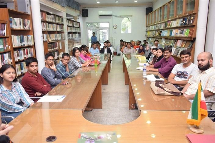 کارگاه آموزشی زبان و ادبیات فارسی در هند
