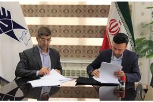 تفاهم نامه همکاری جذب دانشجویان عراقی در دانشگاه آزاد اسلامی واحد کرج منعقد شد