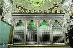 مراسم غبارروبی حرم حضرت عبدالعظیم (ع)