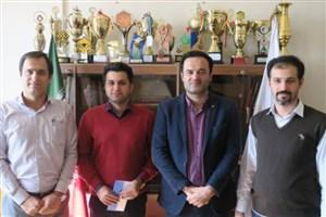 مدیر پژوهشی دانشگاه آزاد اسلامی واحد رامسر منصوب شد