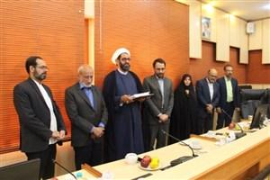 معاون جدید آموزشهای عمومی و مهارتی دانشگاه آزاد اسلامی نجفآباد معرفی شد