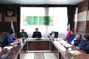 جلسه کارگروه آموزشی ادارهکل رسیدگی به شکایات منطقه ۳ دانشگاه آزاد اسلامی برگزار شد