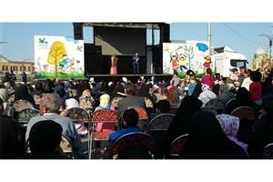 اجرای ۱۰ نمایش در اولین روز جشنواره تئاتر کودک و نوجوان همدان