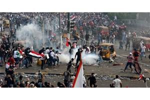 مجازات حبس برای خرابکاران تظاهراتهای عراق