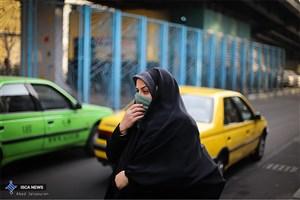 هوای آلوده  نفس تهرانی ها را  به شماره انداخت/شاخص 119