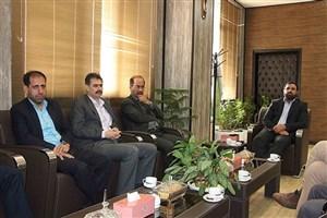 کلینیک حقوقی در دانشگاه آزاد اسلامی استان هرمزگان راه اندازی شد