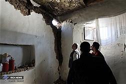 بازدید سرپرست  امور شاهد و ایثارگران دانشگاه آزاد از مناطق زلزله زده