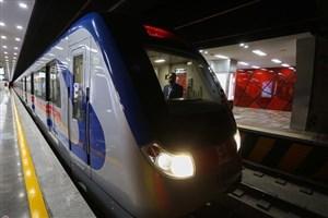 خدمات مترو به شرکتکنندگان در مراسم وداع با شهید سلیمانی
