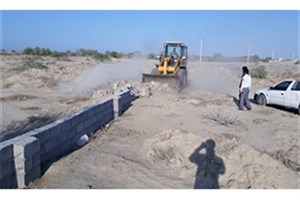 ۱۸ مورد رفع تصرف در یک روز کاری/ ۵ هزار و ۲۲۰ مترمربع از اراضی ملی آزاد شد