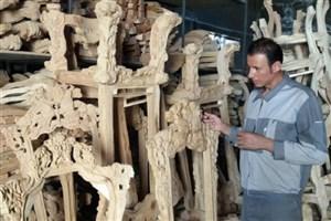 تقویت تولید داخلی به سبک دانشگاه آزاد اسلامی / ورود واحد ملایر به صنعت مبل و منبت کشور