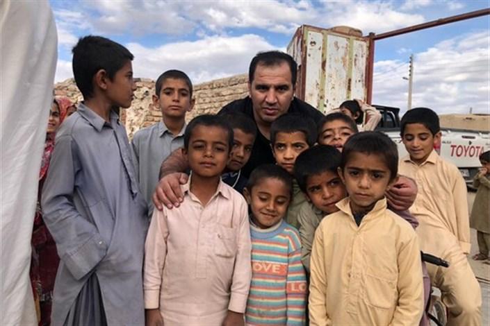 توزیع اوازم التحریر در مناطق محروم